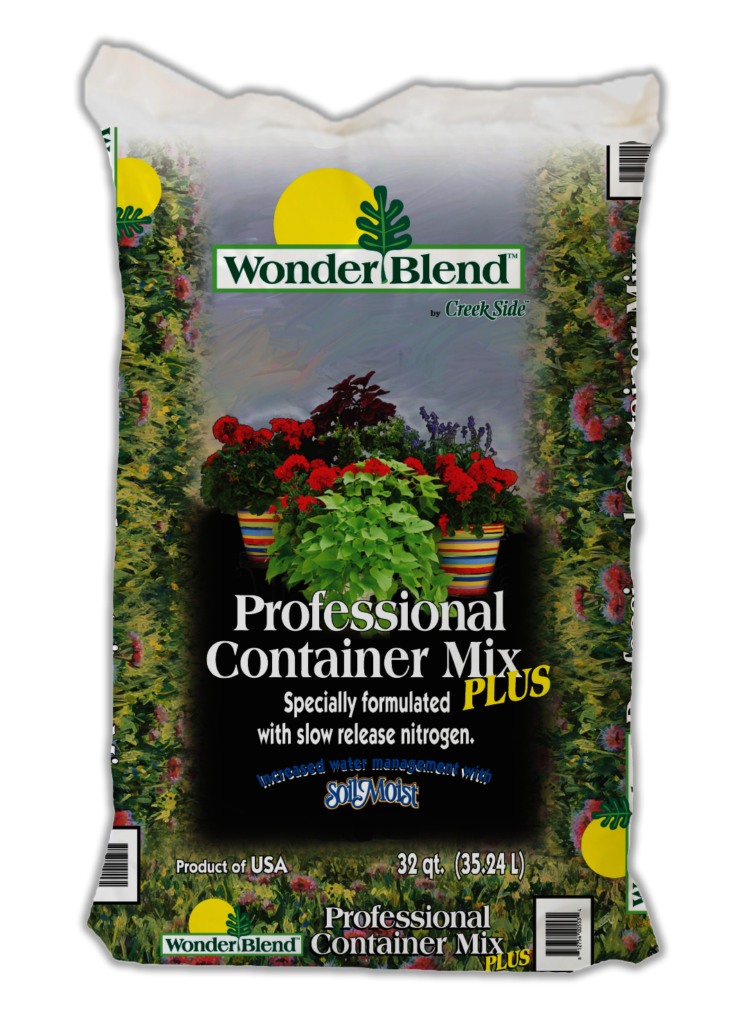 WonderBlend Professional Container Mix Plus bag