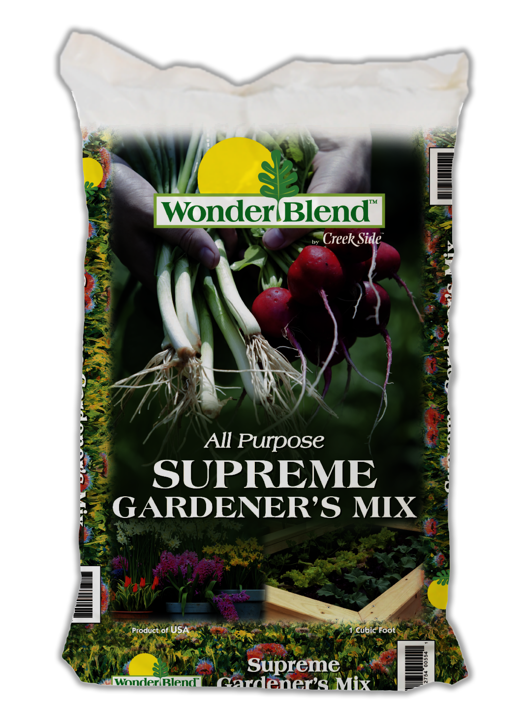 WonderBlend All Purpose Supreme Gardener's Mix